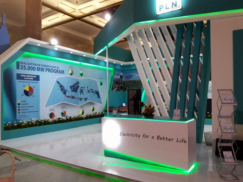 Jasa Pembuatan Booth Pameran Terbaik Di Jakarta