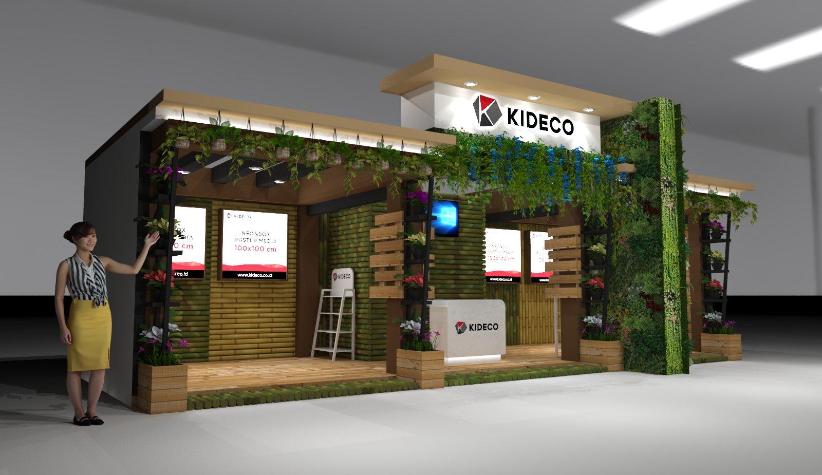 Vendor Booth Stand Pameran Terbaik Di Jakarta