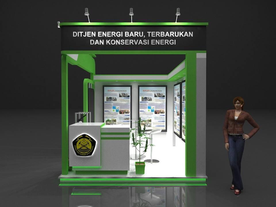 Kontraktor Vendor Booth Pameran Jakarta Terbaik